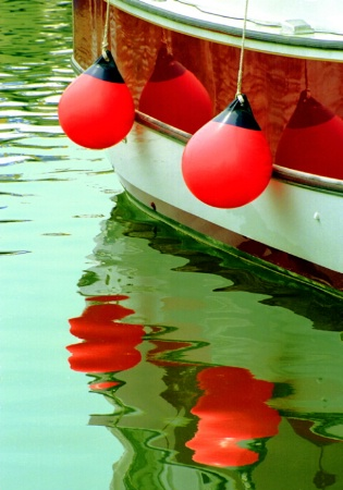 Rubber Boat Bumpers