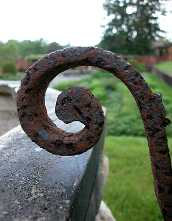 Wrought Iron With a Twist