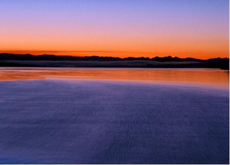 Texada Island Sunset