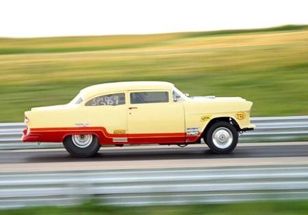 Yellow Racer