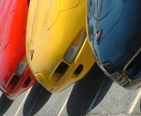 Primarily Corvettes