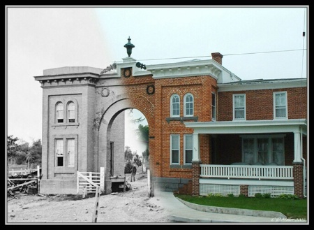 Then and Now 1863-2003