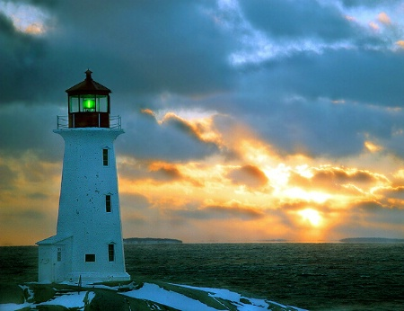 ~Peggy's Cove