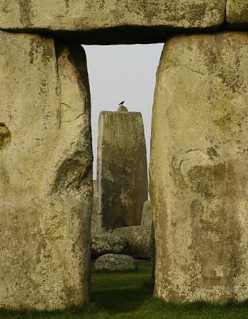 Framed At Stonehenge