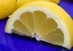 Lemon Wedge on Bl...