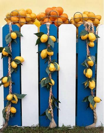 Strings of Lemons