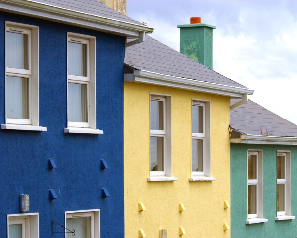 Blue plus Yellow equal Green
