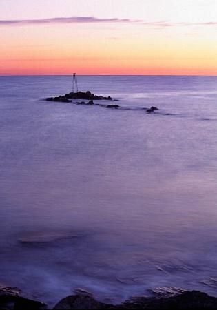 Sunrise At Cape Bimet