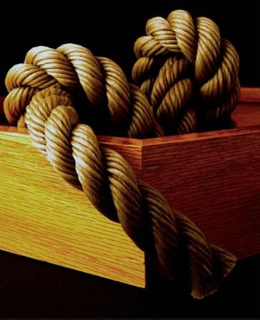 Framed Rope