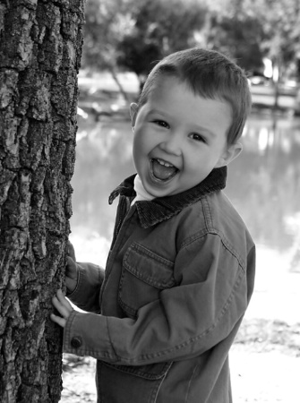Ben in the Park