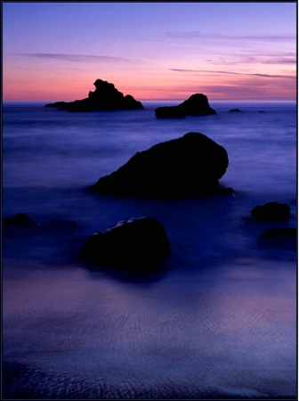 Sonoma Coast Evening