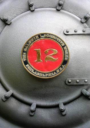 Old #12 Locomotive