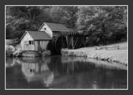Mabry's Mill IR