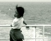 Girl on Ferry