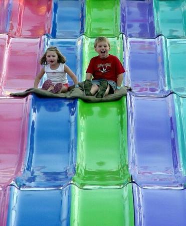 Festival Fun Slide