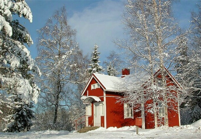 Little Red House