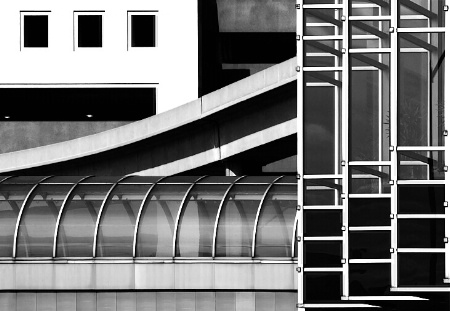 Photography Contest Grand Prize Winner - November 2003: City Shapes