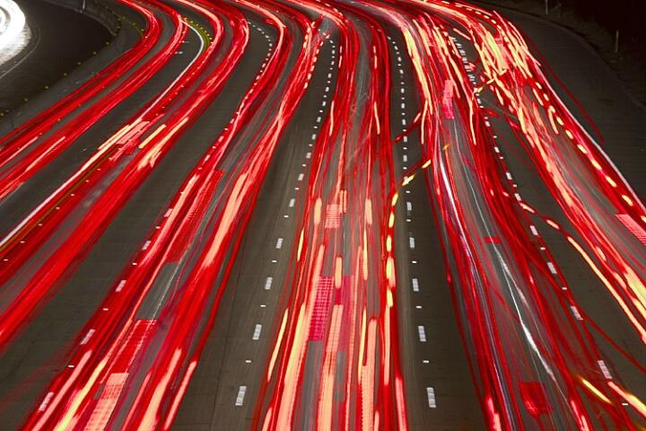 *L.A. traffic*