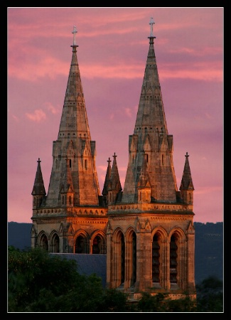 St Peters Cathedral, Adelaide...