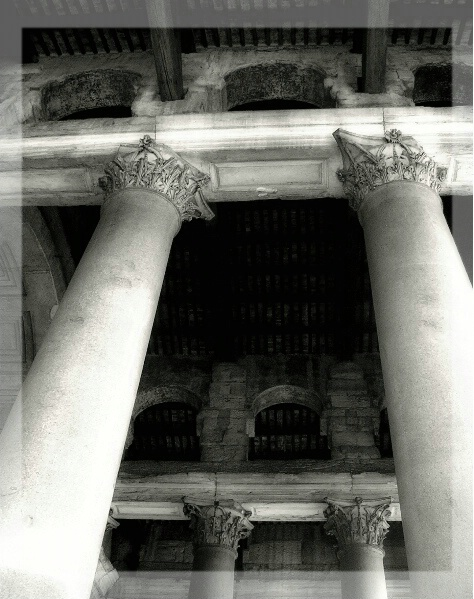 Pillars of the Pantheon