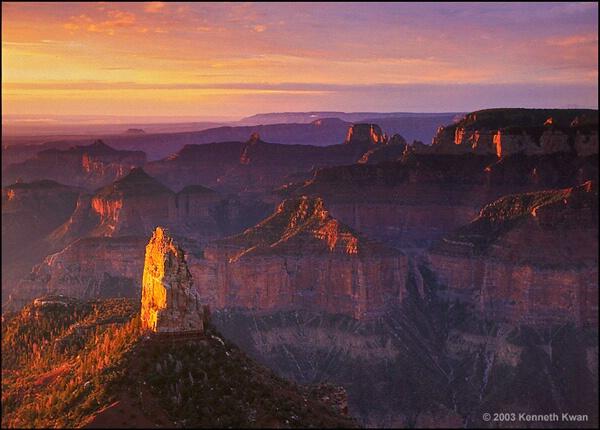 Canyon Grandeur