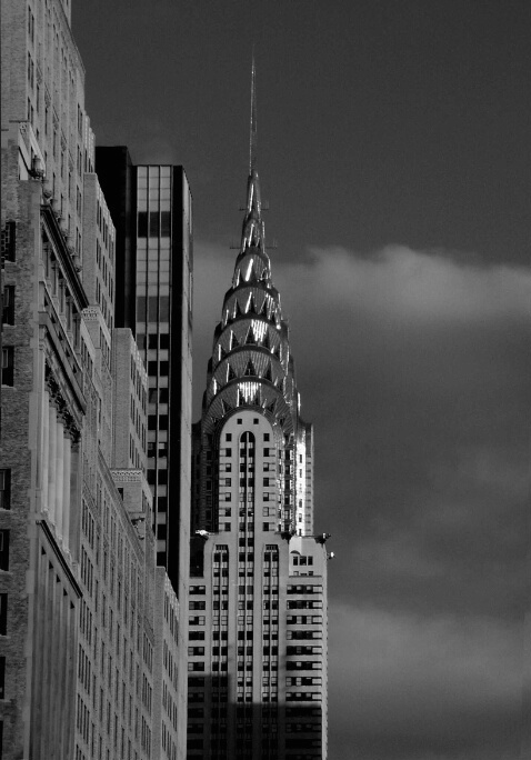 NY_Chrysler Building - ID: 282099 © Karen Johnson