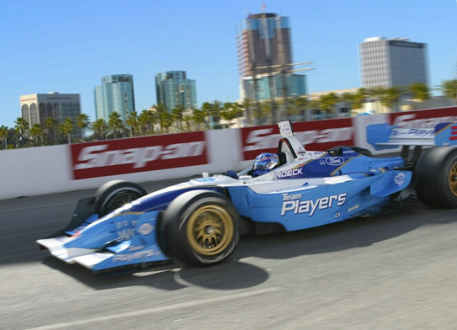 racing through the streets of long beach 1