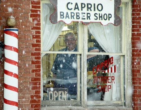 Buck The Barber