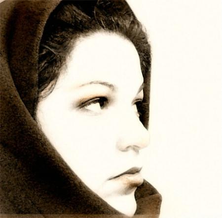 self portrait-watercolor