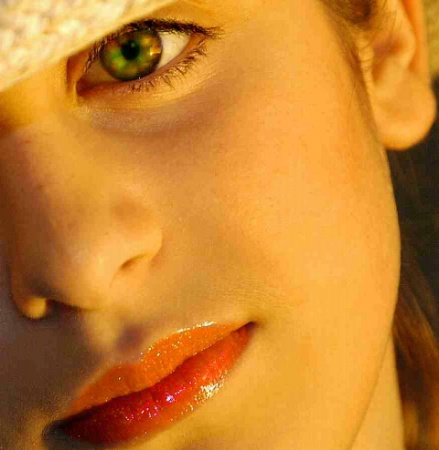 In my daughters eyes..