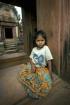 Little girl at An...
