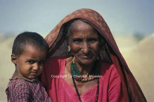 Grandmother & grandson - ID: 355880 © Cheryl  A. Moseley