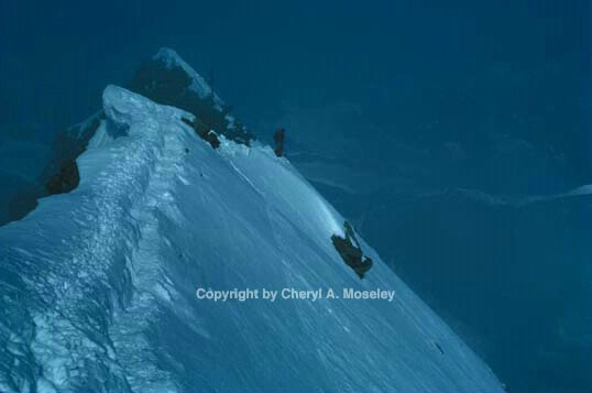 Summit of Matterhorn - ID: 355898 © Cheryl  A. Moseley