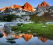 Ediza Lake Reflec...