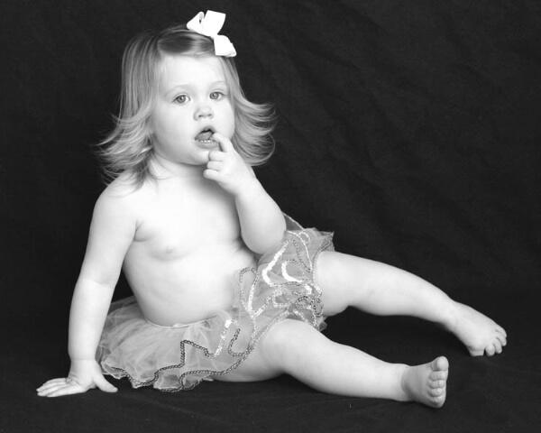 Ballerina Lily  - 1