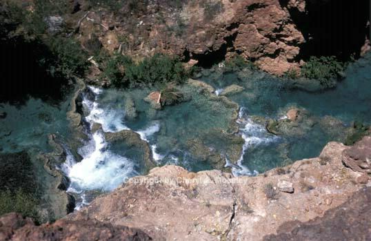 Havasu Creek #2, Grand Canyon - ID: 362381 © Cheryl  A. Moseley