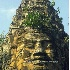 © Cheryl  A. Moseley PhotoID# 362429: Bayon Temple, close, Ankor, Cambodia, 30-17