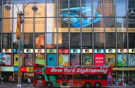 New York City Ads Everywhere