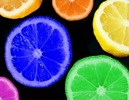 United Colours of a Lemon...??!!