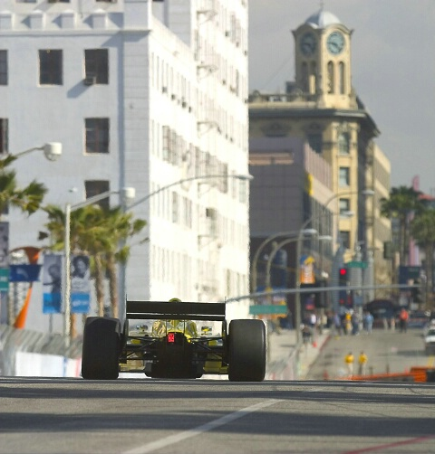 *racing through the streets of long beach 2*