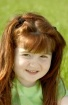 Smiling Red Head