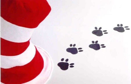 NO CAT IN THE HAT #2