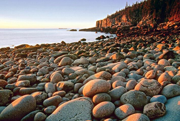 Sea of Boulders