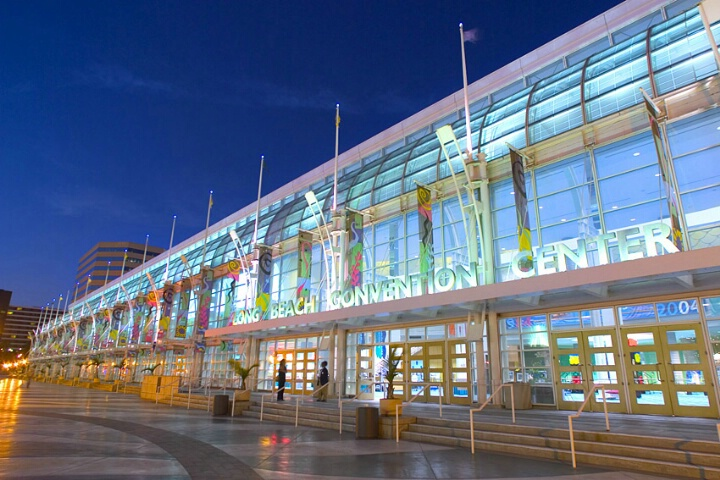 convention center,long beach california