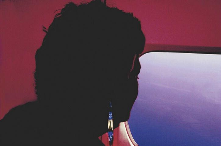 Woman Views the Sea