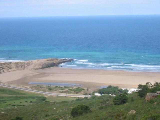 Deserted Beach - Tangier