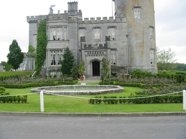 Drumoland Castle-Ireland