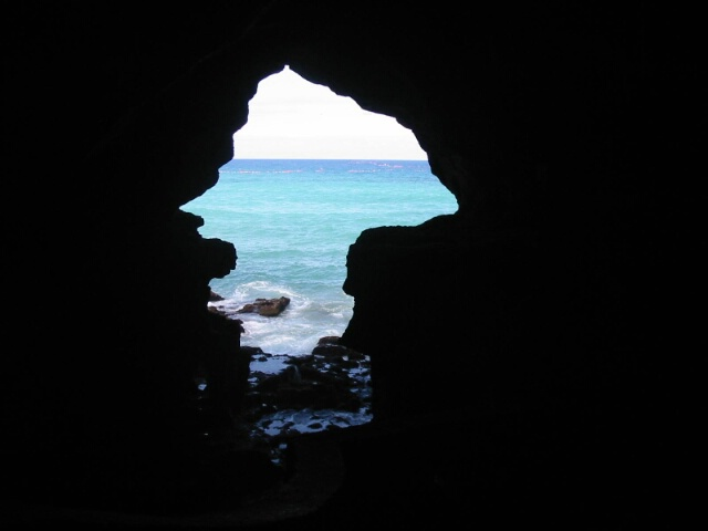 View From Cave-Tangier