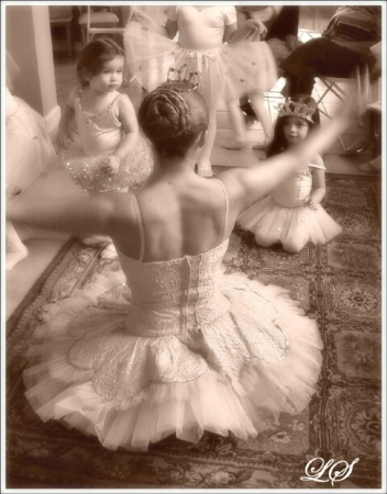 Ballerina Enchantment