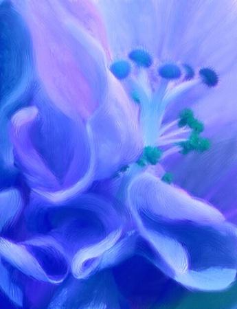 ...something borrowed, something blue...